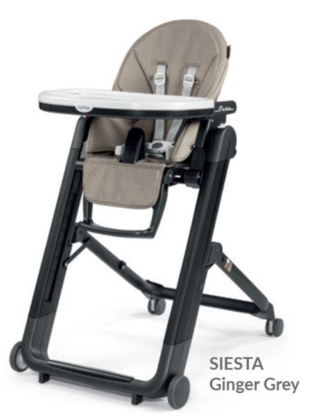 Peg Perego Стол за хранене Siesta Ginger Grey 2018